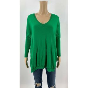 Anthropologie Moth Sweater Tunic Size S Oversized